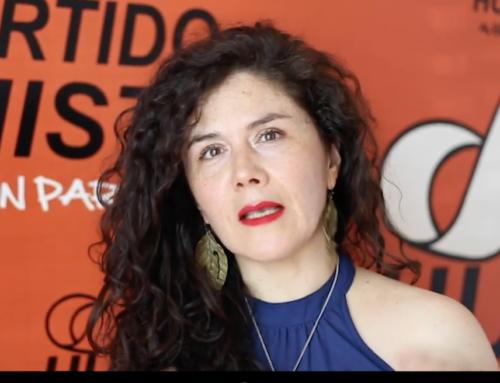 Saludo de fin de año de Catalina Valenzuela
