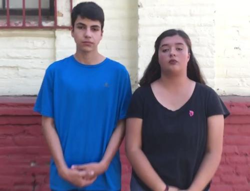 """""""Todos somos Víctor Chanfreau y Ayelén Salgado"""": Organizaciones difunden carta en apoyo a dirigentes estudiantiles de la ACES"""