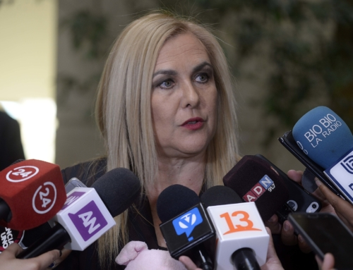 """Pamela Jiles: """"La Abuela exige que se vayan todos, incluida La Abuela"""""""