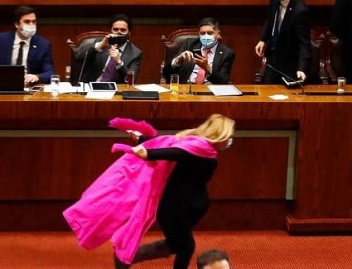 """PH DESTACA ALTA APROBACIÓN DE PAMELA JILES EN ENCUESTAS: """"ES UN FIEL REFLEJO DE LOS NUEVOS TIEMPOS"""""""
