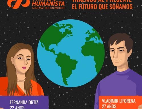 Jóvenes latinoamericanos lideran el nuevo Equipo Coordinador del Partido Humanista Internacional