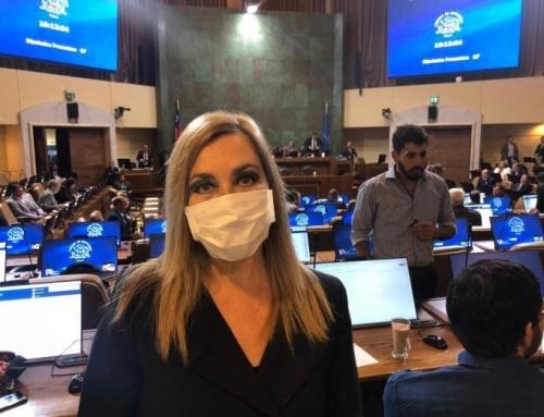 Pamela Jiles entra en carrera presidencial según encuesta Criteria