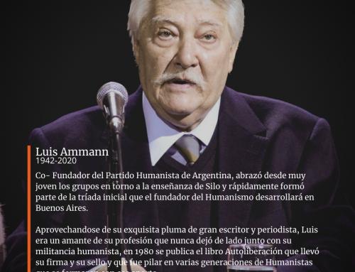 Luis Ammann, el cordobés que se hizo querer por todes – por Nicolás Filipic Masso