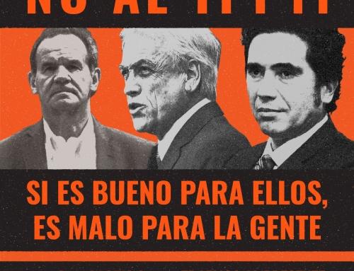 Coordinadora Ecologista del Partido Humanista rechaza categóricamente la posible ratificación del TPP-11
