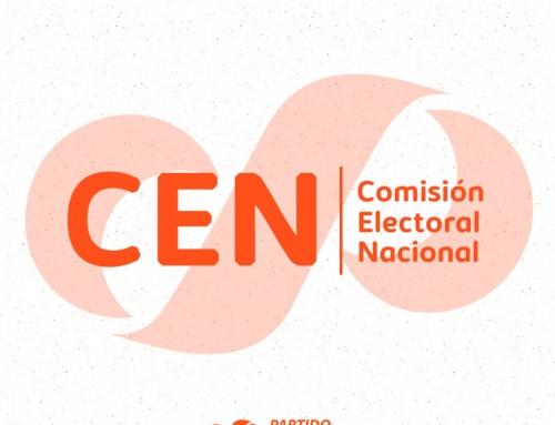 Comité Electoral Nacional informa orden de listas para elecciones internas Partido Humanista
