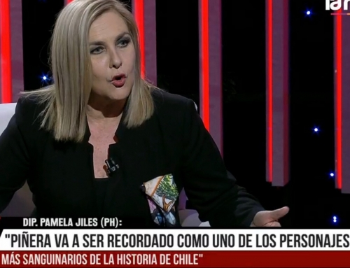 PH Y RESPALDO CIUDADANO A CANDIDATURA PRESIDENCIAL DE PAMELA JILES