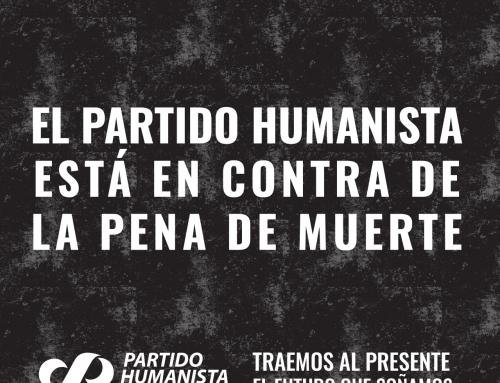 DECLARACIÓN PÚBLICA PARTIDO HUMANISTA