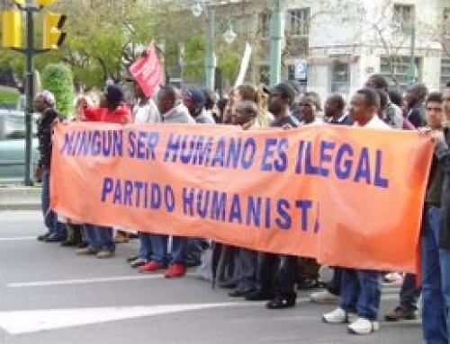 Declaración del Partido Humanista ante detenciones de migrantes en el norte de Chile