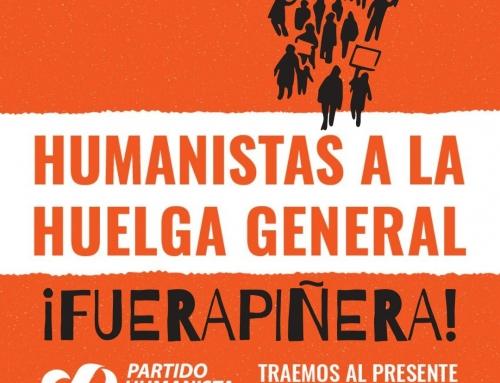 PARTIDO HUMANISTA SE SUMA A HUELGA GENERAL SANITARIA ESTE VIERNES 30 DE ABRIL